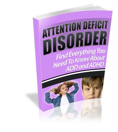 a description of the attention deficit disorder Attention deficit hyperactivity disorder (adhd) is a common neurodevelopmental disorder most commonly diagnosed in children according to the centers for disease control and prevention, the.
