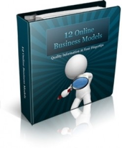 12 Online Business Models - PLR
