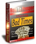 The Bad Times Buster Package - PLR