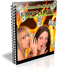 The Secret of Profiting With Firesales - PLR (Gift From Julie Stone)