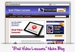 Ipad Video Lessons Niche Blog Theme