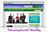 Outsourcing Niche Blog Theme