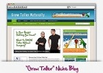 Grow Taller Niche Blog Theme