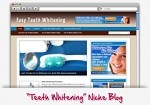 Teeth Whitening Niche Blog Theme