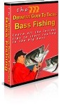 Definitive Guide To Tackle Bass Fishing - PLR