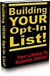 Building Your Opt In List