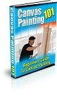 Canvas Painting 101 - PLR
