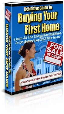 Buying Your First Home - PLR