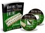 Making Your Fist Million Online