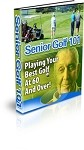 Senior Golf 101 - PLR