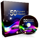 Graphics Ease - 50 eCovers & Headers