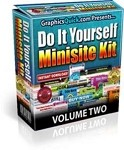 Do It Yourself Minisite Kit