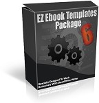 EZ Ebook Template Pack 7