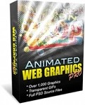 Animated Web Graphics Pro - Personal Use