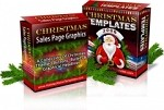 Christmas Templates and Sales Page Graphics Bundle