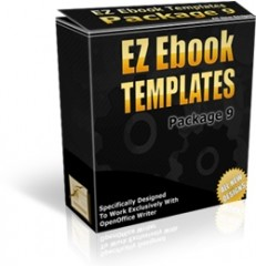 EZ eBook Templates V9