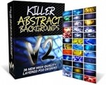Killer Abstract Backgrounds V2 - For Personal Use Only