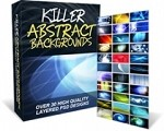 Killer Abstract Backgrounds - Personal Use